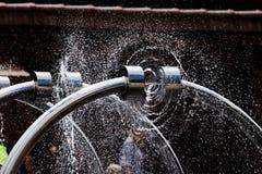 Girarsi dell'acqua Immagine Stock Libera da Diritti