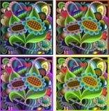 Girasoles Imagenes de archivo