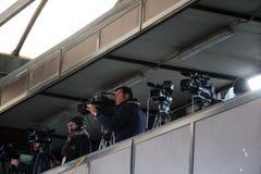 Giraud video press Stock Image