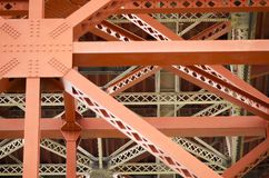 Girders Stock Photo
