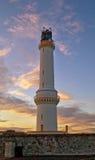 маяк girdleness aberdeen Стоковое Изображение