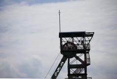 gire επικεφαλής ορυχείο Στοκ Εικόνα
