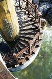 Gire a ponte Imagens de Stock Royalty Free