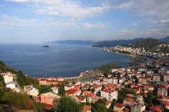 Giresun (Τουρκία) στοκ εικόνα με δικαίωμα ελεύθερης χρήσης