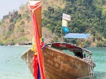 Giri in barca, Krabi Tailandia Immagini Stock