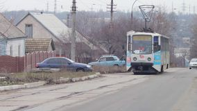 Giri del tram archivi video