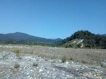 Girjiya-Hügel Lizenzfreies Stockbild