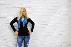 The girl Royalty Free Stock Photos
