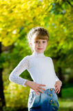 Girl Royalty Free Stock Photo