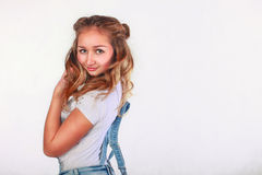 Girl Royalty Free Stock Photography