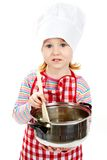 Cooking food Royalty Free Stock Images