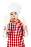 Young cook Stock Photo