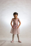 Girl ballet asia style Stock Photography