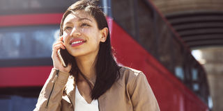 Girl Beautiful Female Woman Hipster Concept royalty free stock image