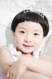 Girl. The beautiful girl is Oriental princess Stock Photography