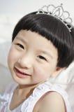 Girl. The beautiful girl is Oriental princess Stock Image