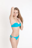 Girl in bikini Royalty Free Stock Photos