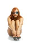 Girl in bikini Royalty Free Stock Photo