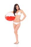 Girl in bikini Royalty Free Stock Image