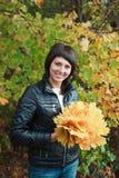 Girl, brunette Royalty Free Stock Photo
