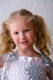 Girl in carnival costume Stock Image