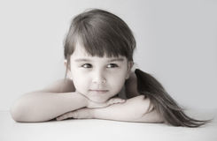 Girl child Stock Photography