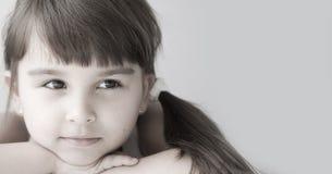 Girl child Stock Image