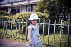 Girl child Stock Photos