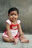 Girl Child in India Stock Photos