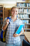 Girl in classroom Royalty Free Stock Photography