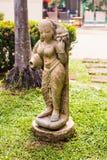 Girl clay thailand Stock Photos