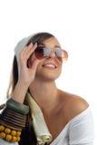 Girl closeup Royalty Free Stock Photos