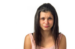 Girl Crying Royalty Free Stock Photo