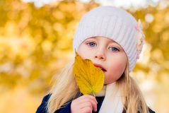Girl crying. Tears running down face girl Royalty Free Stock Image