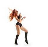 Girl dancer Stock Photos