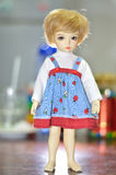 Girl doll Royalty Free Stock Photo