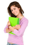 Girl in education Royalty Free Stock Images