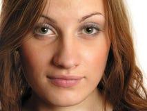 Girl face Stock Photography