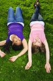Girl friends Stock Photo