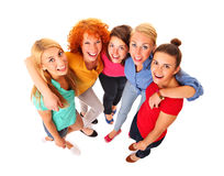 Girl friends Royalty Free Stock Photo