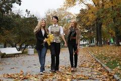 Girl-friends Stock Image