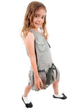 Girl full body Stock Photography