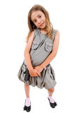 Girl full body Royalty Free Stock Photography