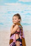 girl greece Royaltyfri Foto