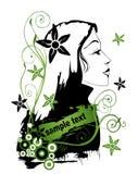 Girl Grunge Royalty Free Stock Photos