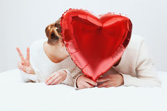 It is love! Royalty Free Stock Photo