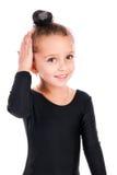Girl gymnast Stock Photos