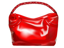 Girl handbag Royalty Free Stock Image