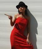 The girl  from Havana Stock Photo