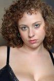 Girl headshot II Stock Photos